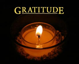 Radhanath Swami On Gratitude